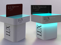 Product Stand for Lux